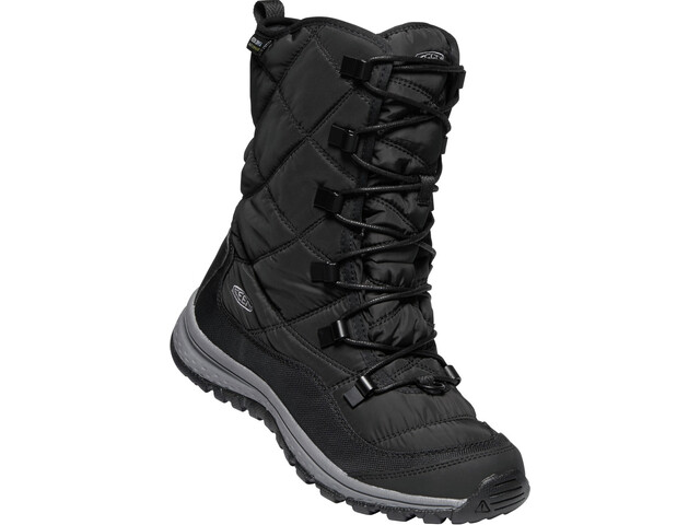 Keen Terradora WP Lace Boots Women black/steel grey